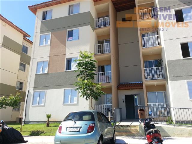 Apartamento residencial à venda, Campos Elíseos, Taubaté.