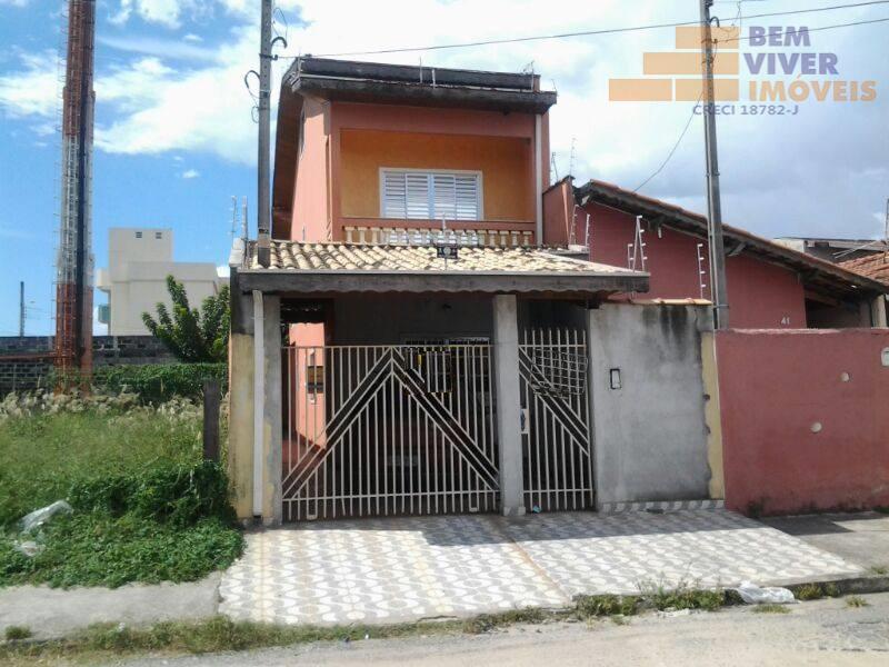 Sobrado residencial 2 dormitórios sendo 1 suíte à venda, Parque São Luís, Taubaté.