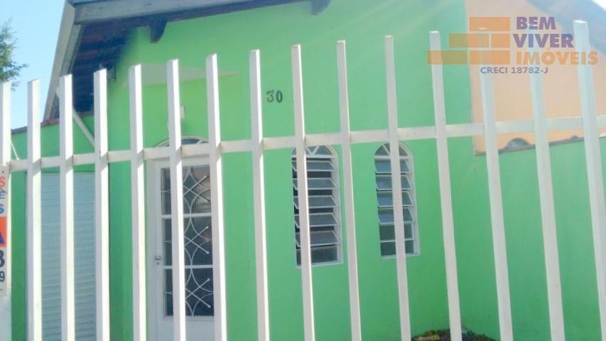 Casa residencial geminada 2 dormitórios  para locação, Parque Aeroporto, Taubaté.