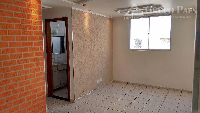 Apartamento residencial à venda, Vila Carmosina, São Paulo - AP1050.