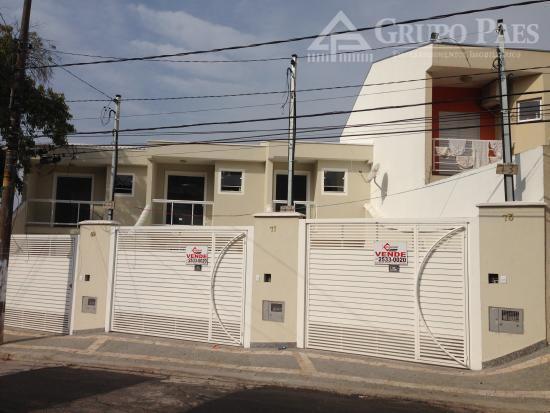Sobrado residencial à venda, Jardim Nossa Senhora do Carmo, São Paulo - SO0868.