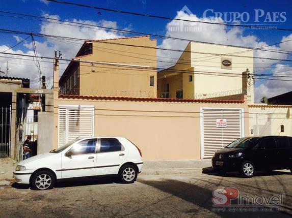 Sobrado residencial à venda, Itaquera, São Paulo - SO0874.