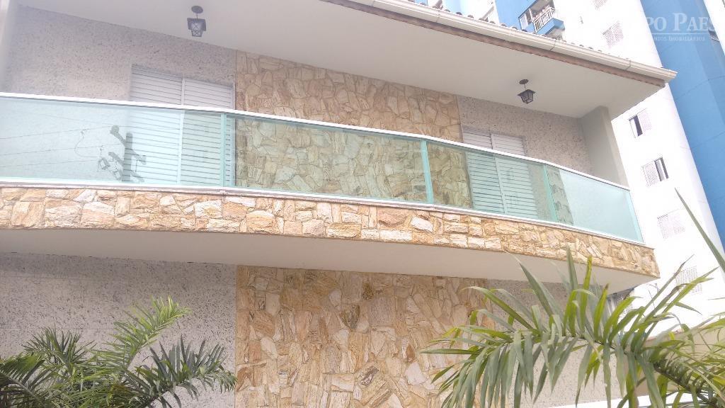 Sobrado residencial à venda, Vila Esperança, São Paulo - SO0910.