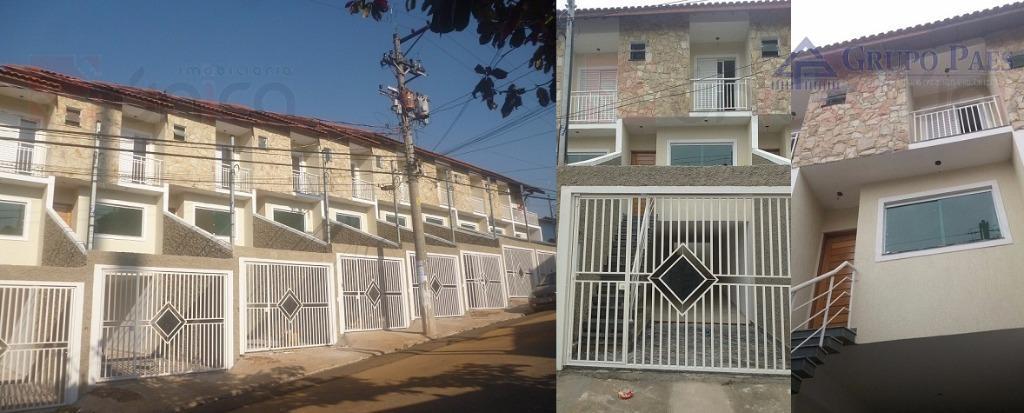 Sobrado residencial à venda, Vila Rio Branco, São Paulo - SO0979.