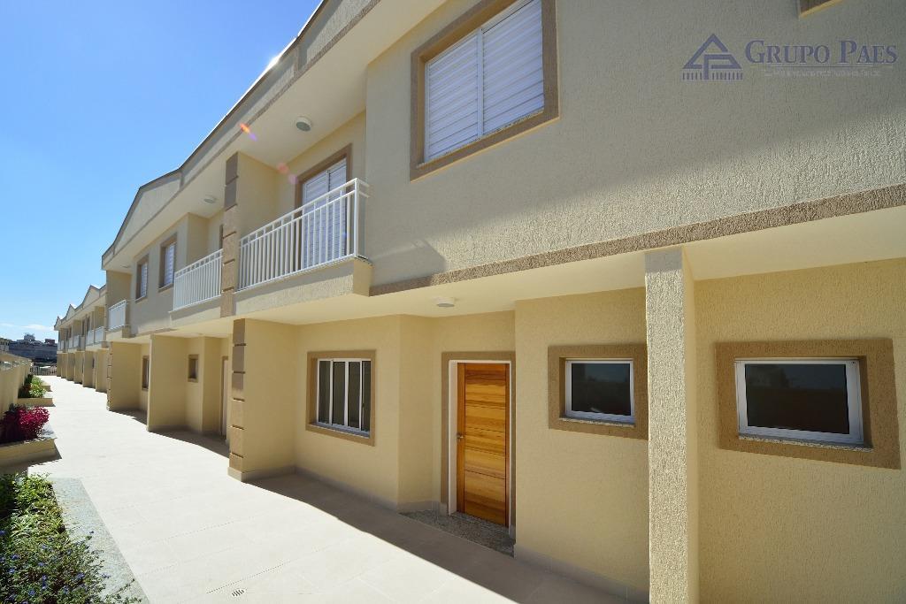 oportunidade na vila esperança.11 casas em condomínio.84 m² e 94m²r$ 420.000,00 e r$ 470.000,003 dormitórios sendo...