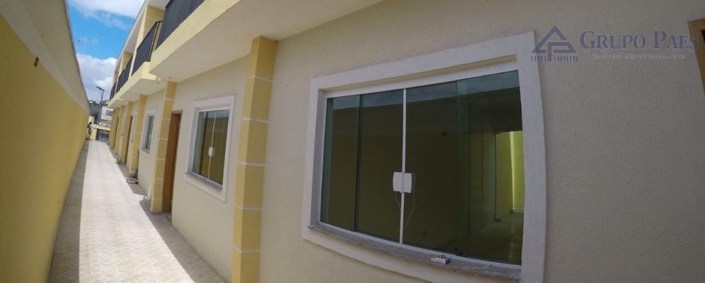 Sobrado residencial à venda, Cidade Líder, São Paulo - SO1075.