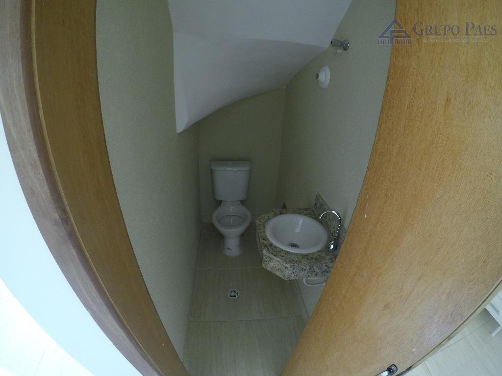 sobrados novos em condomínio fechado na cidade líder.sendo 2 dormitórios, sala, cozinha, lavabo, área de serviço,...