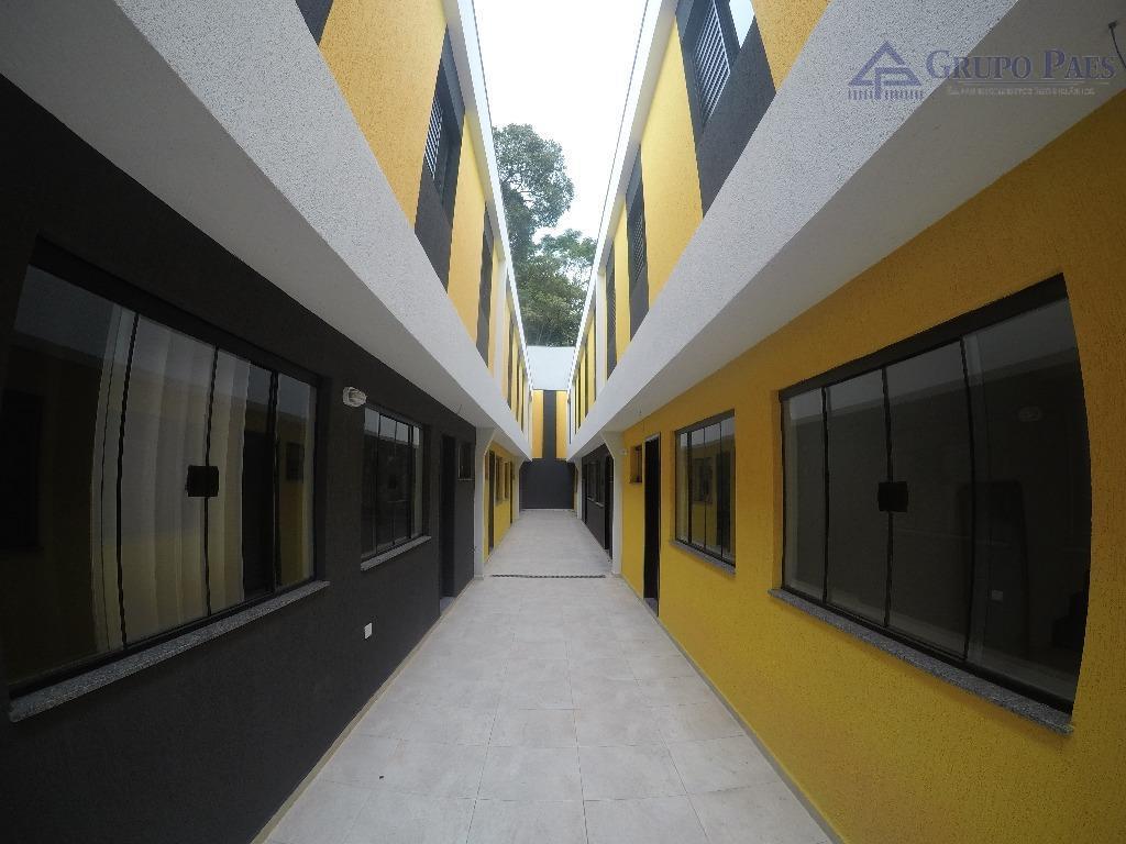 Sobrado residencial à venda, Itaquera, São Paulo - SO1099.