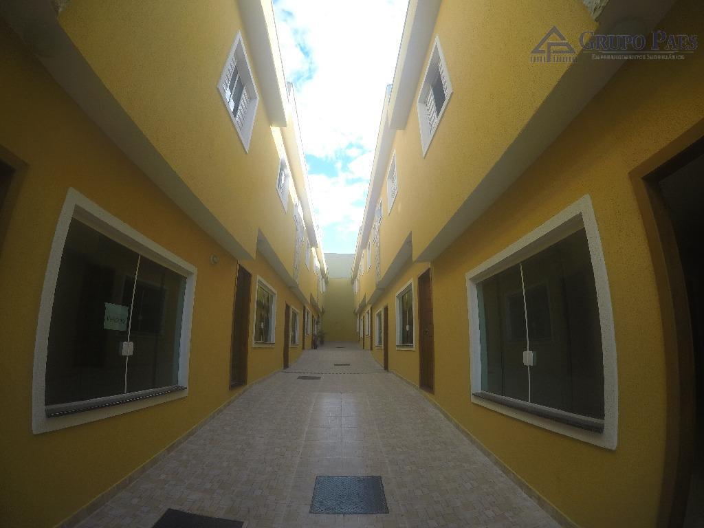 Sobrado residencial à venda, Vila Progresso (Zona Leste), São Paulo - SO1093.