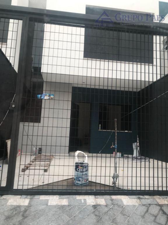 Sobrado residencial à venda, Artur Alvim, São Paulo - SO1301.