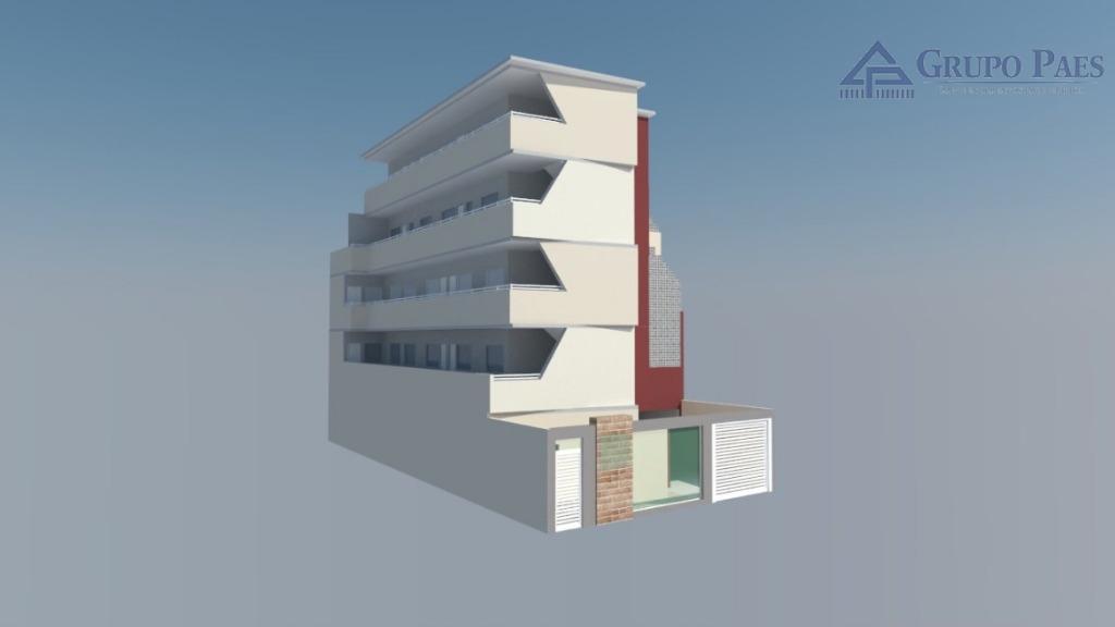 Apartamento residencial à venda, Vila Rio Branco, São Paulo - AP2040.
