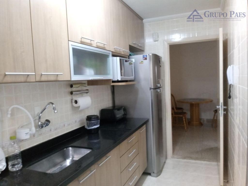 Apartamento com 1 dormitório à venda, 124 m² por R$ 269.000