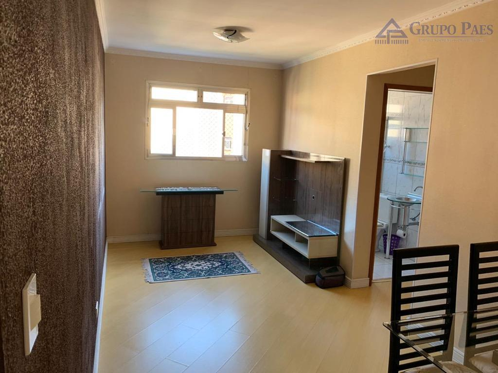 Apartamento com 2 dormitórios à venda, 54 m² por R$ 215.000 - Vila Carmosina - São Paulo/SP