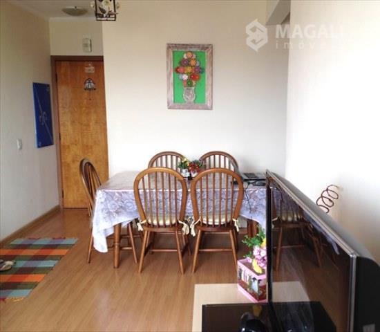Apartamento residencial à venda, Parque das Nações, Santo André - AP0798.