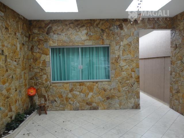 Casa residencial à venda, Jardim Santo Alberto, Santo André - CA0122.