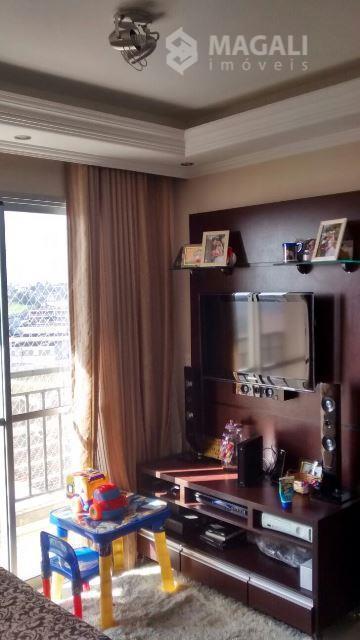 Apartamento residencial à venda, Jardim Três Marias, São Paulo - AP0830.