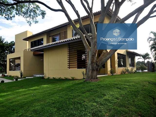 Casa residencial à venda, Encontro das Águas, Lauro de Freitas - CA0128.