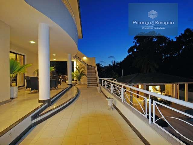 Casa residencial à venda, Encontro das Águas, Lauro de Freitas - CA0087.
