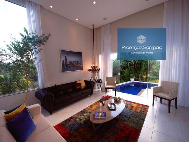 Casa residencial à venda, Busca Vida, Camaçari - CA0115.