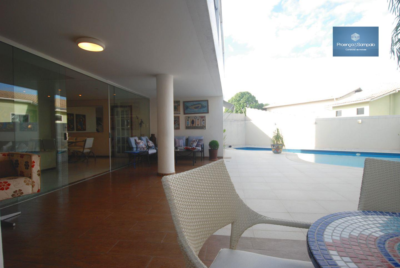Casa Residencial, em Condominio, Lauro de Freitas - CA0030.