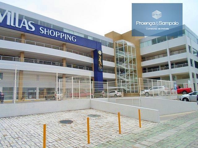 Lojas na praça de alimentaçao para venda e locação, Vilas do Atlântico, Lauro de Freitas.