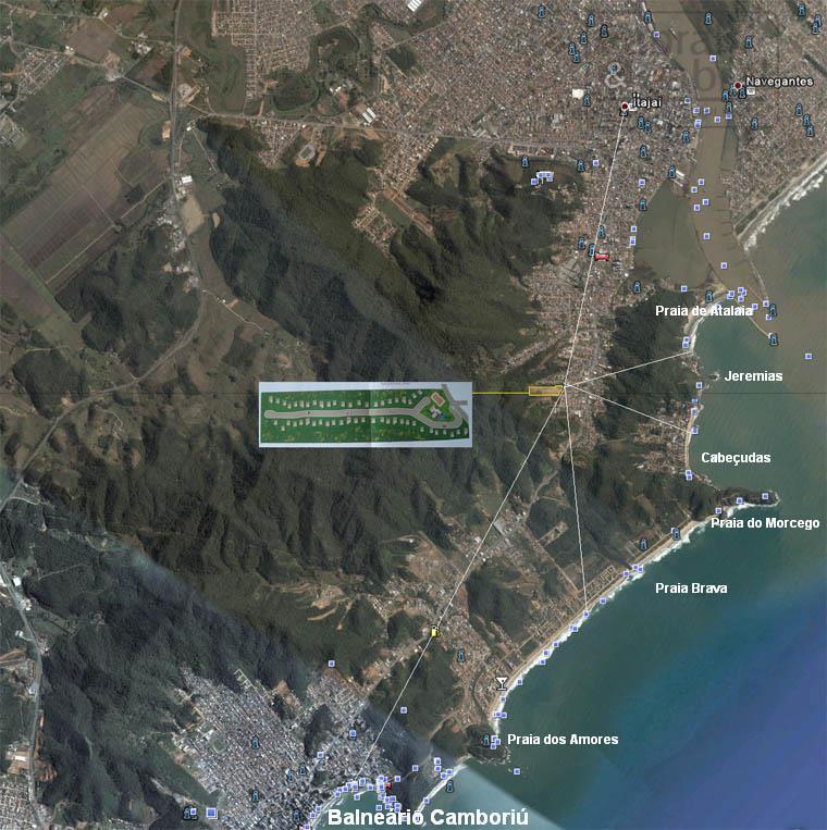 terreno com 400,00 m², localizado em condomínio fechado em meio a mata atlântica, com ampla área...