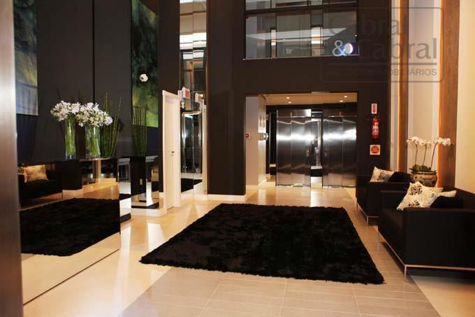 apartamento duplex novo, tipo loft, pronto para morar, de alto padrão e acabamento refinado, no centro...
