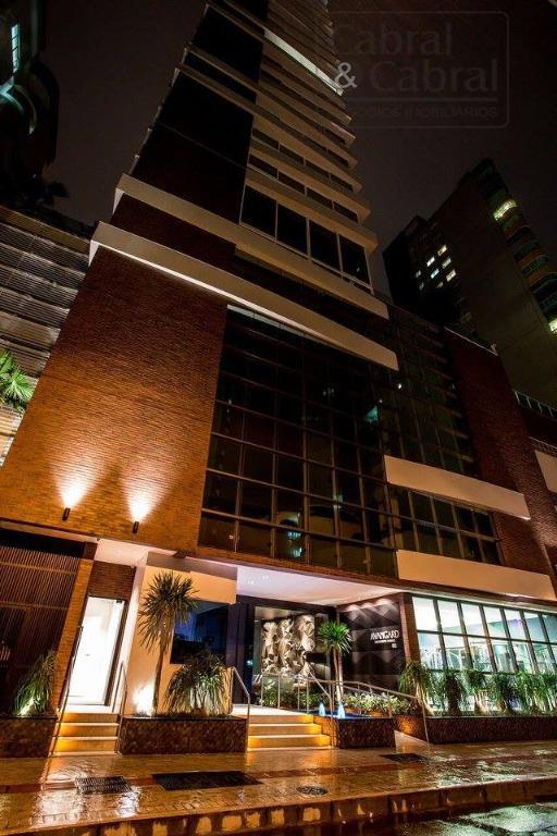 apartamentos prontos para morar, com 03 ou 4 suítes, sendo 01 suíte master com hidromassagem, ampla...