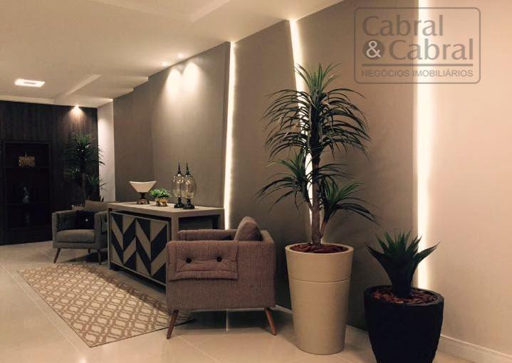 apartamentos prontos para morar, com 01 suíte, 01 dormitório, sala, sacada com churrasqueira, banheiro social, cozinha,...
