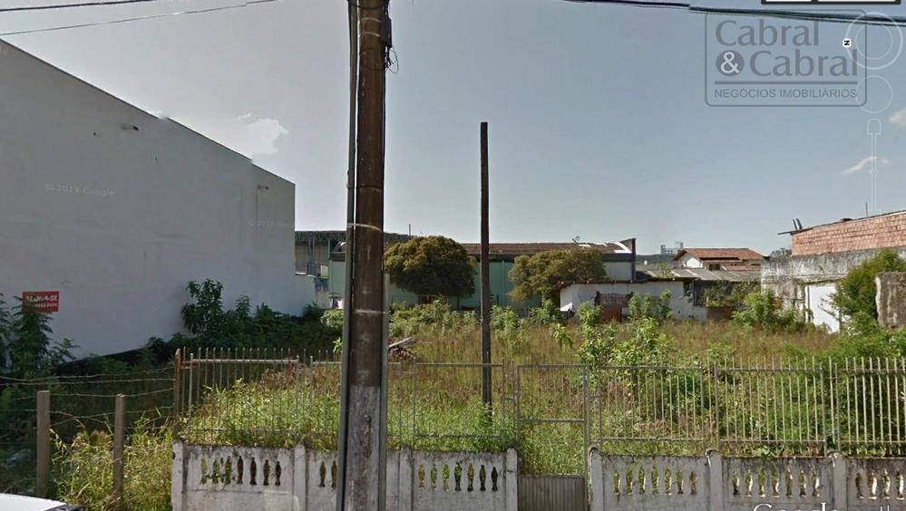 Terreno com 798,29 m² próximo ao Porto de Itajaí (SC).