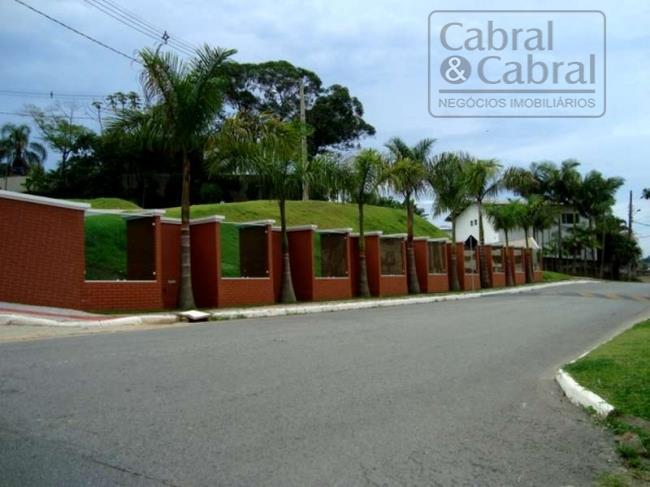 Terreno com 400,00 m² localizado em Condomínio Fechado no Bairro Fazenda, em Itajaí (SC).