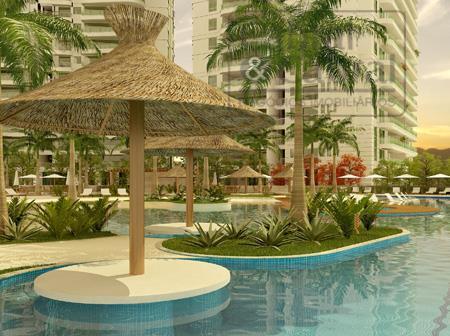 Apartamento na Quadra do Mar com 04 dormitórios, no centro de Balneário Camboriú - AP0045.