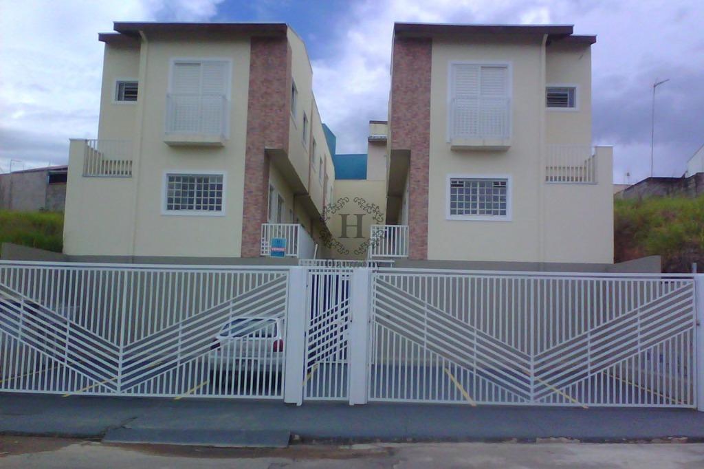 Sobrado residencial à venda, Parque Residencial Santo André, Caçapava - SO0154.