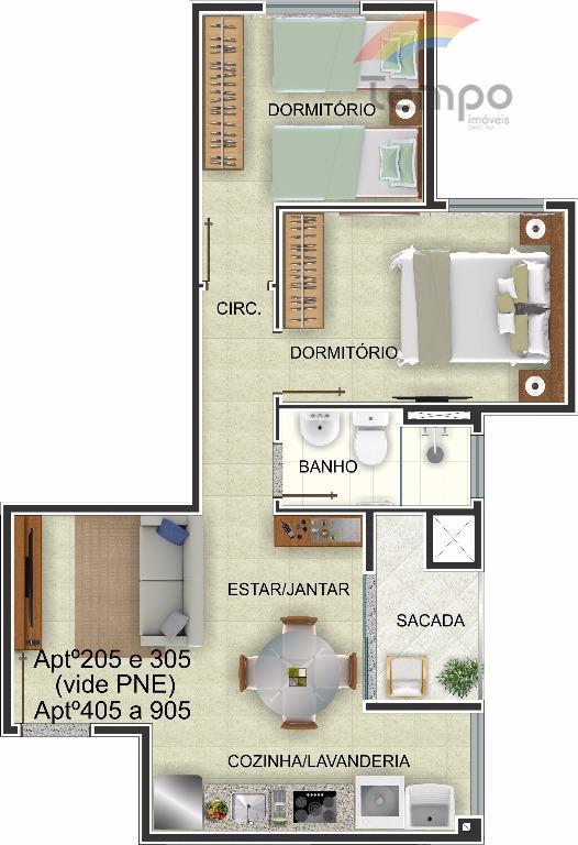 o residencial bento gonçalves é um lançamento exclusivo em novo hamburgo. plantas de 2 dormitórios, todos...