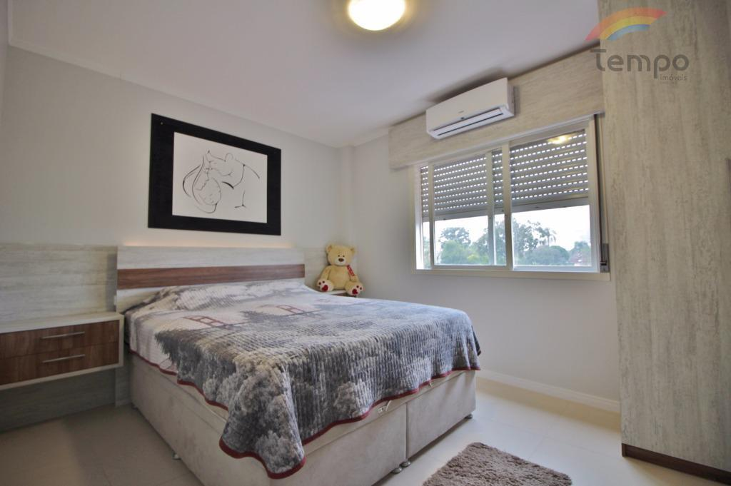 ótimo apartamento de 3 dormitórios transformando em 2 com 2 salas, todo reformado, piso porcelanato, rebaixado...