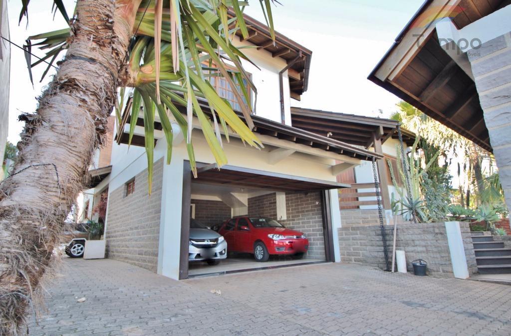 Casa residencial à venda, Rondônia, Novo Hamburgo.