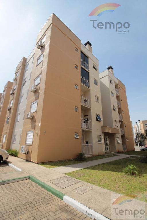Apartamento residencial à venda, Industrial, Novo Hamburgo.