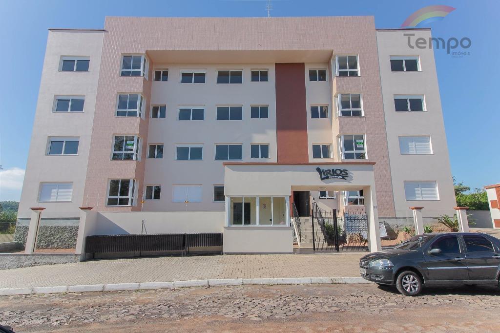 Apartamento residencial à venda, Lira, Estância Velha.