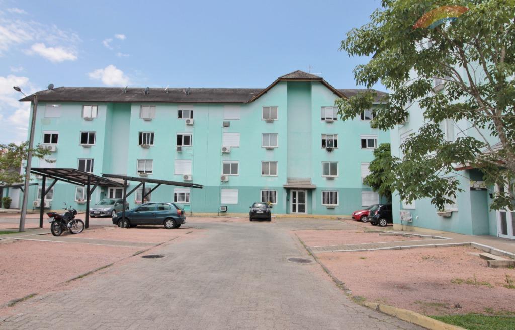 Apartamento residencial à venda, Hamburgo  Velho, Novo Hamburgo.
