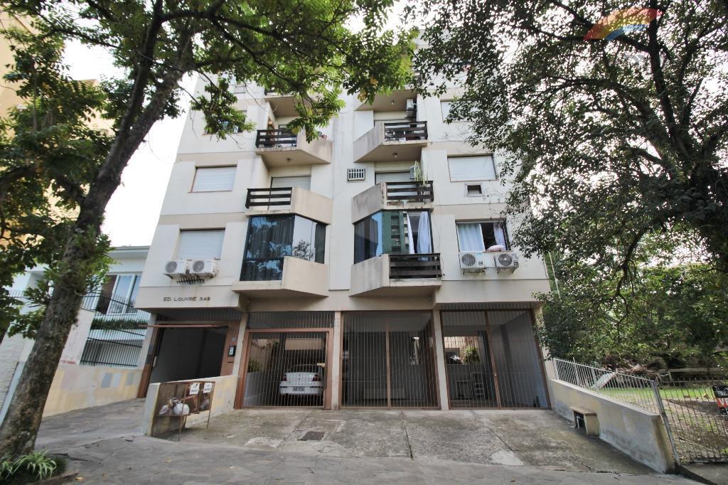 Apartamento residencial para locação, Centro, Novo Hamburgo.
