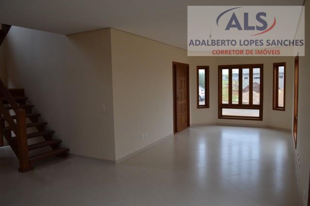Casa, Sobrado residencial à venda, Residencial Real Parque Sumaré, Sumaré.