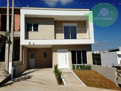 Total Imóveis - Casa 3 Dorm, Sorocaba (1376478)