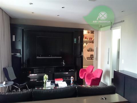 Apartamento Residencial à venda, Parque Bairro Morumbi, São Paulo - AP4315.