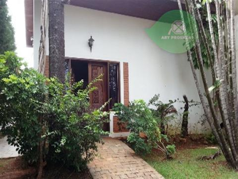 Total Imóveis - Casa 4 Dorm, Jardim Embaixador