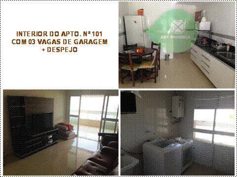 Total Imóveis - Apto 5 Dorm, Vila Caiçara - Foto 2