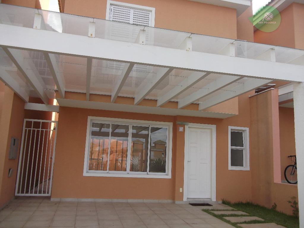 Casa para locação, Condominio Reserva Elton Ville.