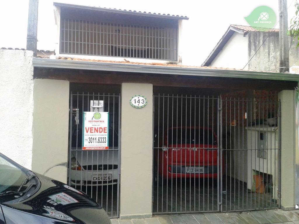 Total Imóveis - Casa 3 Dorm, Vila Leopoldina