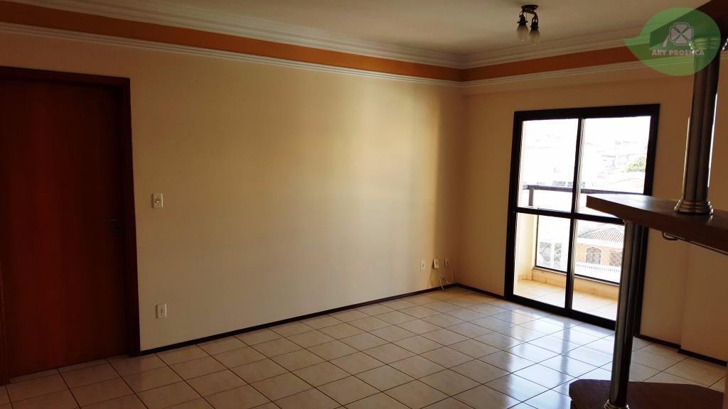 Apartamento para locação, Centro, Sorocaba - AP0637.