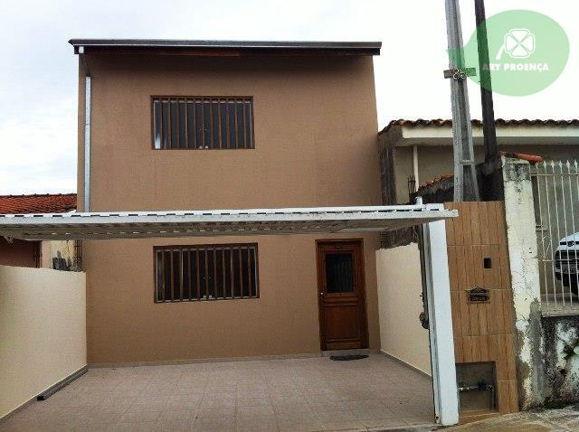 Total Imóveis - Casa 4 Dorm, Jardim Ipê, Sorocaba