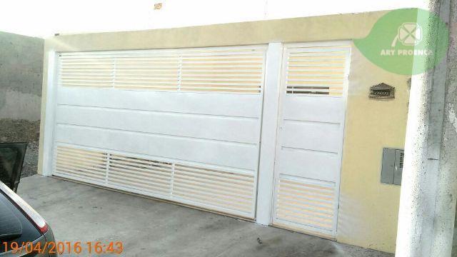 Total Imóveis - Casa 2 Dorm, Jardim Santa Marta